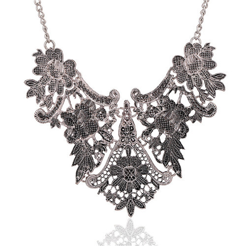 Yidensy Metal Lace Pendant...