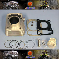YIMATZU 2014 Motorcycle Cylinder 52.4MM 14pcs/Set ,for HONDA CBF125 SDH125 51 51A WH125 7
