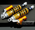 2XPCS free shipping 320mm/12.5'' Motorcycle modified Adjust damping Nitrogen Shock Absorbers Rear Suspension For Scooter BWS all