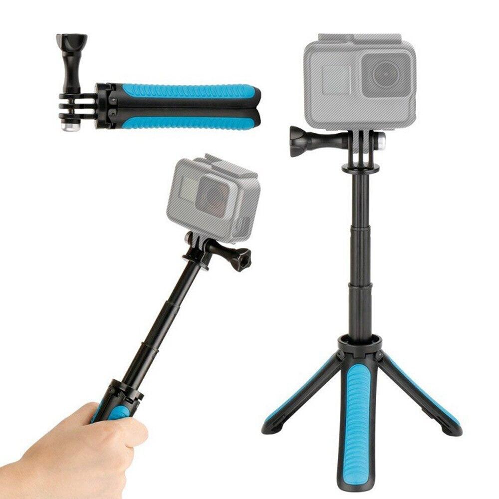 Benlet Adjustable Tripod Phone Holder Extendable Stand Aluminum Alloy Self-Timer Mount Tripods