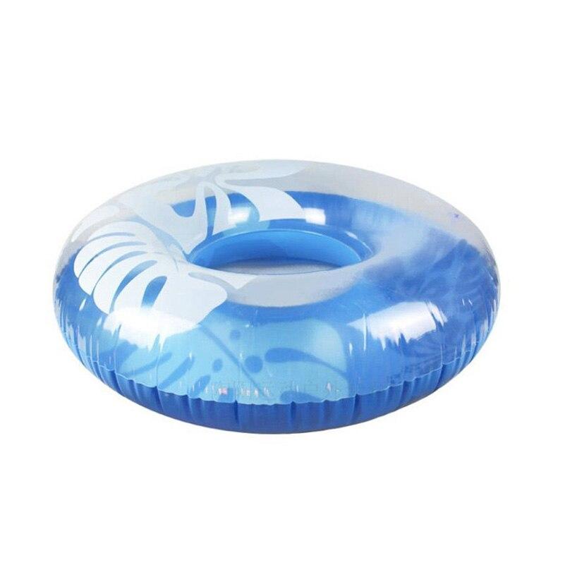 Natación para adultos donut flota inflable piscina Natación Flotador ...