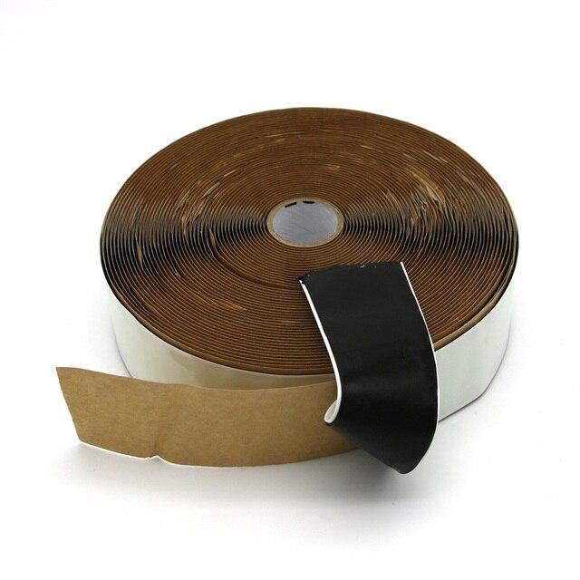 3 メートル × 5 センチメートル絶縁塗りつけるためのシール加熱フィルムのインストール、防水絶縁塗りつける