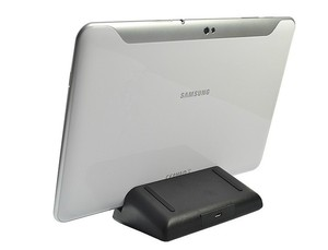 """Image 3 - Sync Charger Dock Charging Cradle For Samsung Galaxy Note 10.1"""" N8000 N8010 N8013,High Quality,Free"""