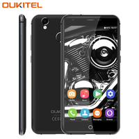 Original OUKITEL K7000 4G LTE Mobile Phone 2GB RAM 16GB ROM MTK6737 Quad Core 5 Inch