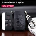 Модный чехол для ключей из коровьей кожи/чехол для ключей  держатель для ключей  брелок  аксессуары для Land Rover Range Rover Evoque/Jaguar