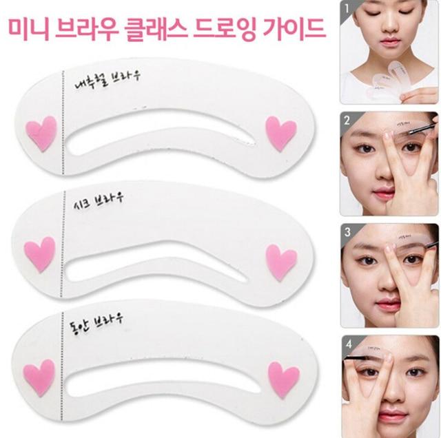 Artifact Eyebrow Shaping Tool Thrush Card Brow Class Eyebrow Shaping