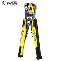 Automatic Cable Wire Stripper Cutter Self Adjusting Multifunction Crimping Stripping Plier Tools 5 Color