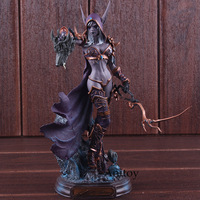 Cataclysm Figures of Games Sylvanas Windrunner Action Figure PVC Collectible Model Toy 22cm