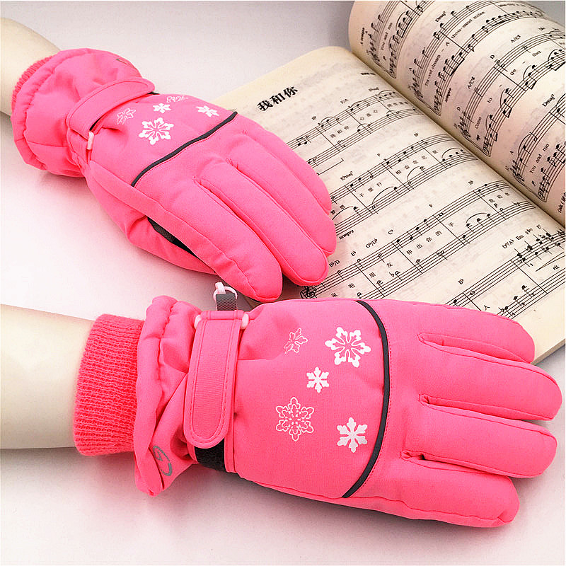 Skiing gloves men women cashmere gloves touch screen warm knitted patchwork mittens jacquard solid driving gloves