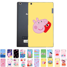 KiKiss Color Multi-Style Case For Lenovo Tab3 tab3 8 TB3-850F TB3-850M/tab2 A8-50 A8-50F A8-50LC 8'' Silicon Cover New Year Gift(China)