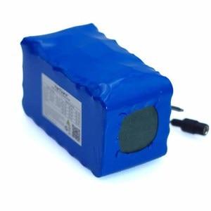 Image 3 - 24V 8 Ah 7S4P 18650 batterie au Lithium batterie 29.4 v vélo électrique cyclomoteur/électrique/Lithium ion batterie avec BMS + chargeur
