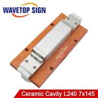 Ceramic laser welding machine cavity use xenon lamp 8X125X270 crystal 7x145 good price