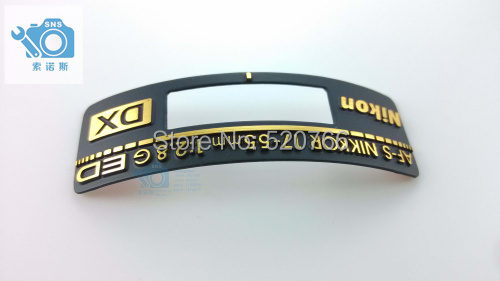 Free shipping, new and original for niko 17-55 nameplate lens AF-S DX Zoom Nikkor 17-55mm F/2.8G IF NAME PLATE 1K087-585 new and original for niko 17 55 rear fixed tube lens 17 55mm f 2 8g if rear fixed tube 1k631 481