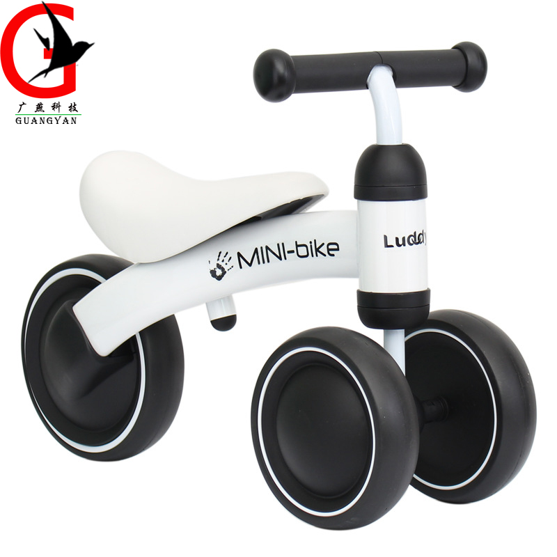 2017 Child balance bicycle baby Tricycle stroller  for 1-2 years kids LD-1003S labas child tricycle kids ride on cars for 2 6 years baby outdoor bike