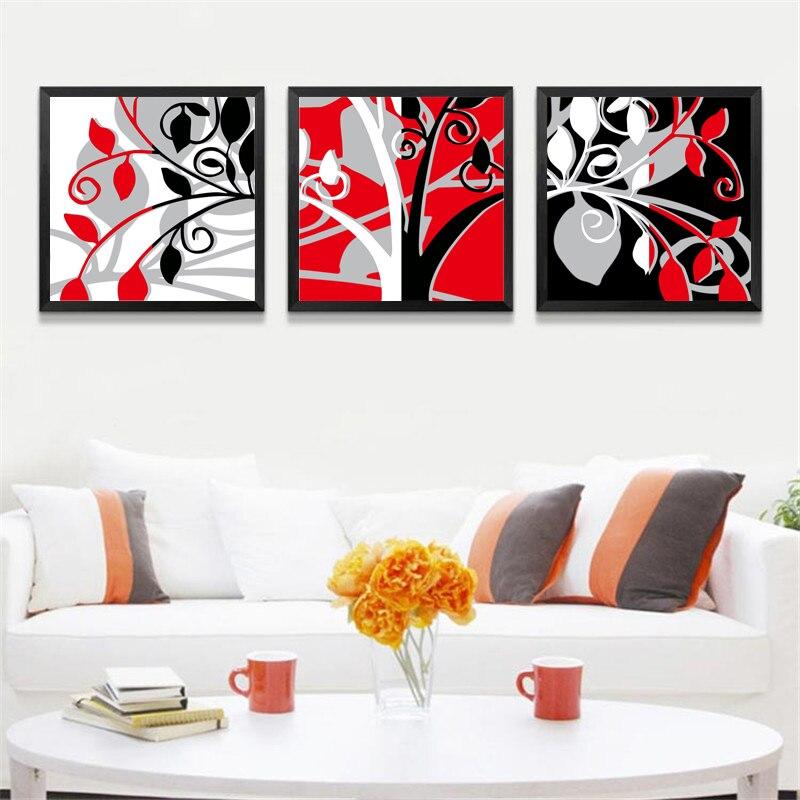 Wohnzimmer Schwarz Weiß Rot: Modernes haus wohnzimmer rot schwarz ...