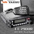 Yaesu FT-7900R Автомобильный Радио Dual Band 10 КМ Двухстороннее Радио Автомобиля Базовой Станции Радио Walkie Talkie Трансивер FT7900R