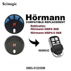 Image 2 - 4 канала HORMANN HSM 4 BERNER 868 МГц пульт дистанционного управления гаражные двери пульт дистанционного управления