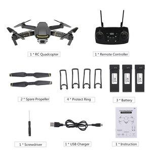 Image 5 - Global GW89 RC Drone с 1080P HD камерой, Wi Fi, FPV Gesture, фото видео, удержание высоты, складной RC Quadcopter для начинающих VS E58