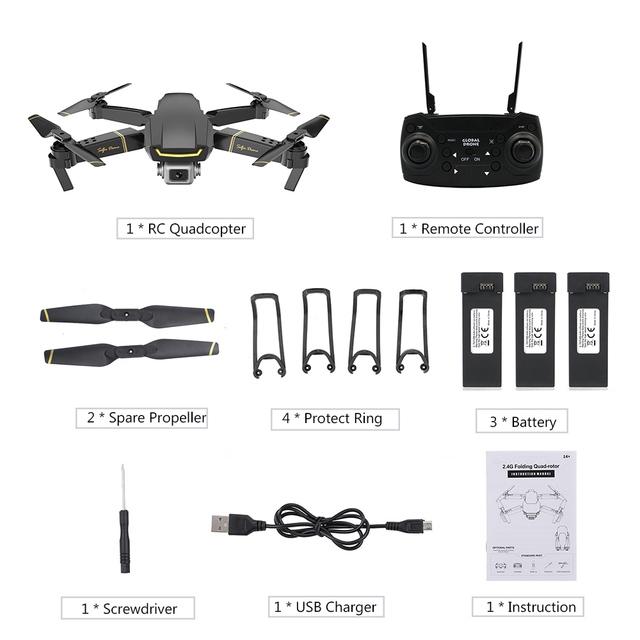 Global GW89 RC Drone