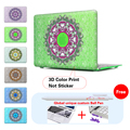 New Paisley background notebook Case For Apple Macbook Air 11.6 Pro Retina 12 13 15.4 Laptop Case For Mac Book Pro Air 13.3 15