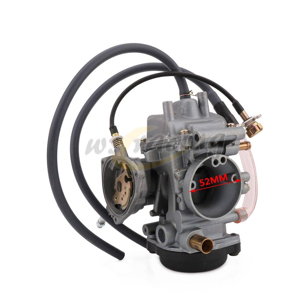 все цены на New ATV CARB Carburetor For Yamaha Bruin 350 2004-2006 Big Bear Kodiak 400 2000-2006 Grizzly Wolverine 350 450 ATVODIAK 2WD 4WD