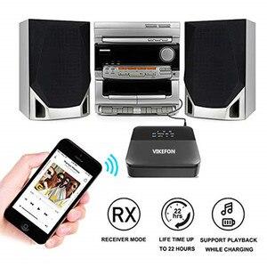 Image 5 - Otomatik, 5.0 Bluetooth ses alıcısı verici aptX HD/LL Hifi Stereo müzik 2 in 1 reseptörü Transmisor adaptörü gönderen TV