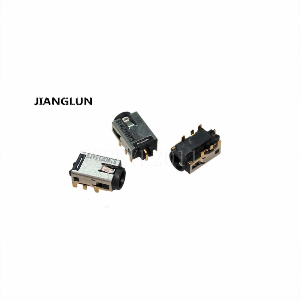 JIANGLUN Original Power Jack Charging Port For ASUS ZENBOOK UX303 UX303LA UX303LN wzsm new dc jack power port socket connector for asus zenbook ux21a ux31a ux32a ux42vs ux52vs