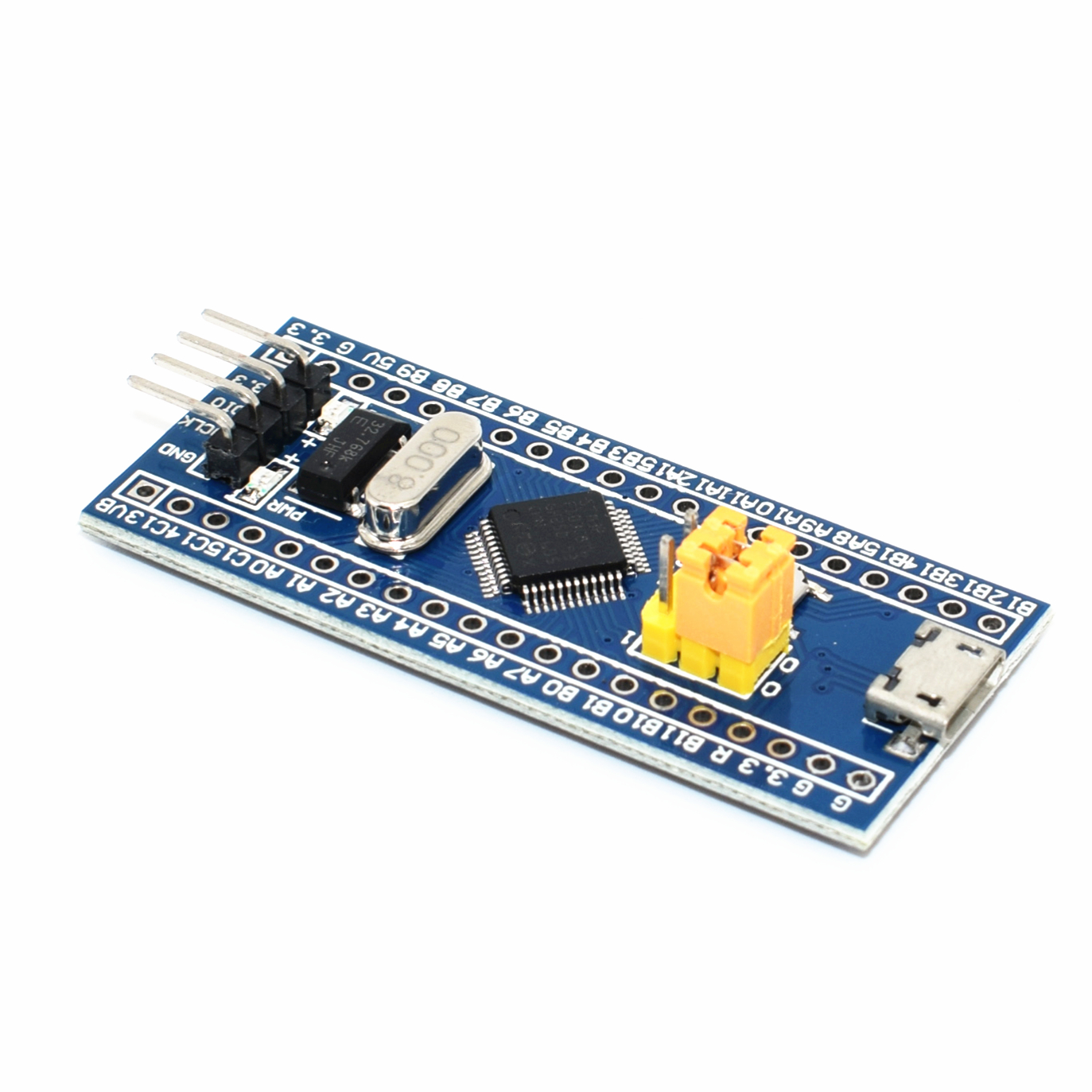 10pcs/lot TENSTAR ROBOT STM32F103C8T6 ARM STM32 Minimum System Development Board Module