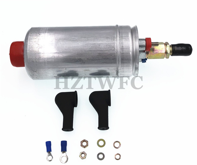 Free Shipping Type External Fuel Pump 0580254044 0580 254 044 For 300LPH High Performance High Pressure E85 Fuel Pump
