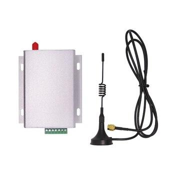 8 km de longa distância rf módulo SV6500 em 433 MHz módulo transceptor Sem Fio 5 W rf controle remoto RS485