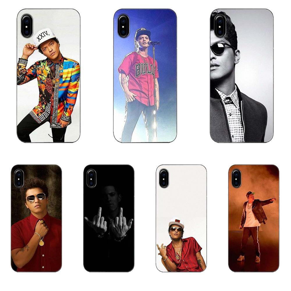 Tpwxnx For LG G2 G3 Mini Spirit G4 G5 G6 K4 K7 K8 K10 2017 V10 V20 V30 Soft TPU Cell Phone Case Cover 24k Magic Bruno Mars