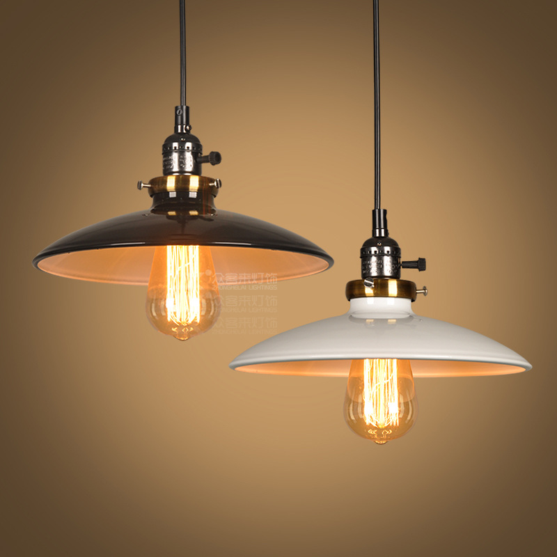 black white edison industrial cafe bars LOFT Ceiling light creative personality lighting study LOFT style restoring ancient lamp loft vintage edison glass light ceiling lamp cafe dining bar club aisle t300