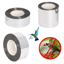 High quality Audible Visual Bird Scare Flash Sound Emitting Tape Deterrent Pigeon Pest Control Repellents