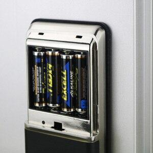 Image 5 - อิเล็กทรอนิกส์ลายนิ้วมือประตูล็อคดิจิตอลสมาร์ทประตูปลดล็อคโดยลายนิ้วมือ,รหัส,การ์ด, และกุญแจ 2 ใบ