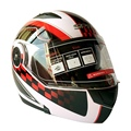 Full Face Motorcycle Helmet Double Lens Casco Casque Cyclegear CG115