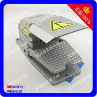 Матильда LT4 ножной переключатель MDB-L11 MD-13H Half-алюминиевая крышка ножной переключатель