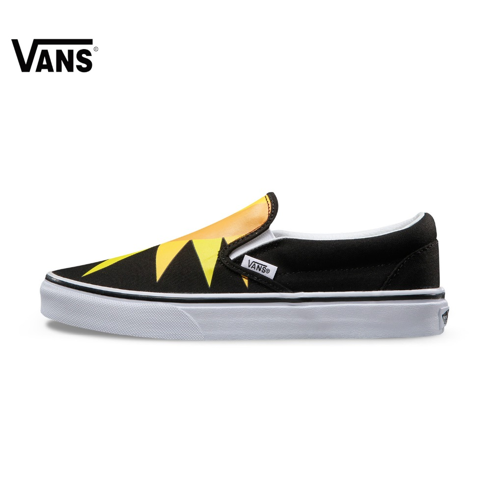 Original Vans New Arrival Low-Top Women's Slip-On Skateboarding Shoes Sport Shoes Canvas Shoes Sneakers original vans shoes new arrival low top women s skateboarding shoes summer slip on sport shoes canvas shoes women sneakers