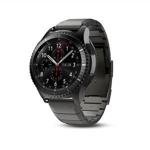 Image 2 - 20mm 22mm Metall Armband Für Huawei Uhr GT2 Armband Für Samsung Galaxy 46mm Getriebe S3 Handgelenk Band strap Amazfit 2 Schnell installieren