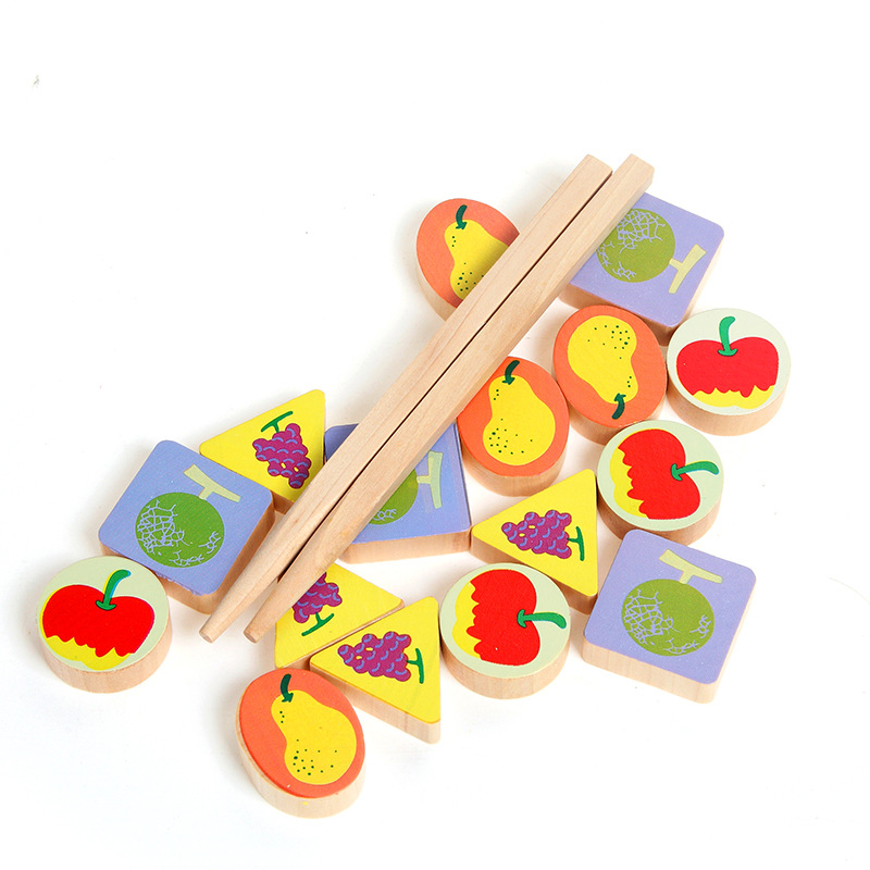 Children Gifts Training 1 Pair Cute Chopstick Exercise Teaching For Baby