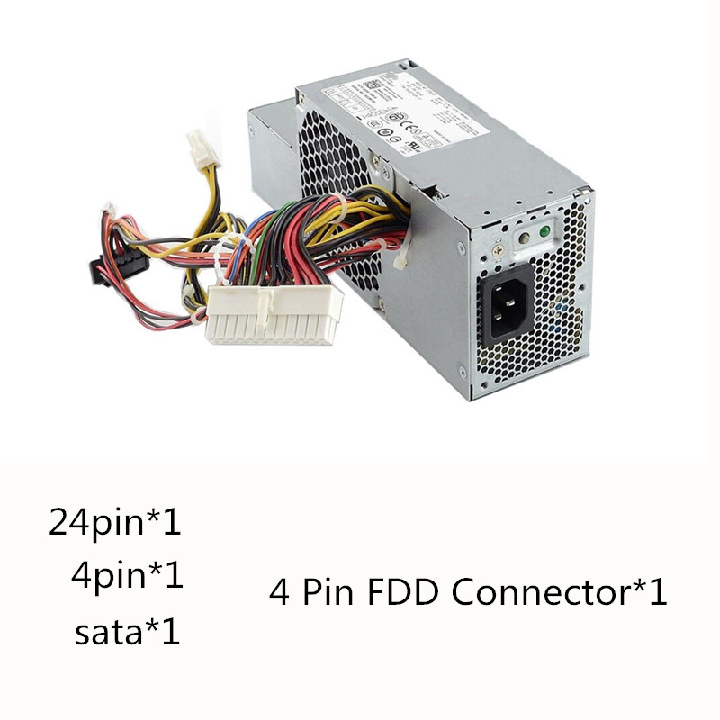 275W PSU L275E-01 H275E-00 H275E-01 RM117 PW124 FR619 WU142 Power Supply For 740 745 755 SFF industrial computer power supply
