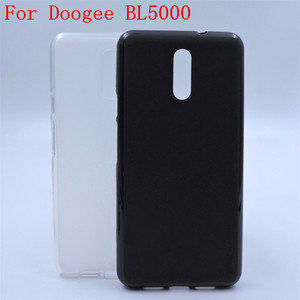 """Luxury Soft Silicone Phone Case Cover For Doogee BL5000 BL 5000 5.5"""" Back Covers For Doogee BL5000 Coque Fundas Shell Capa(China)"""