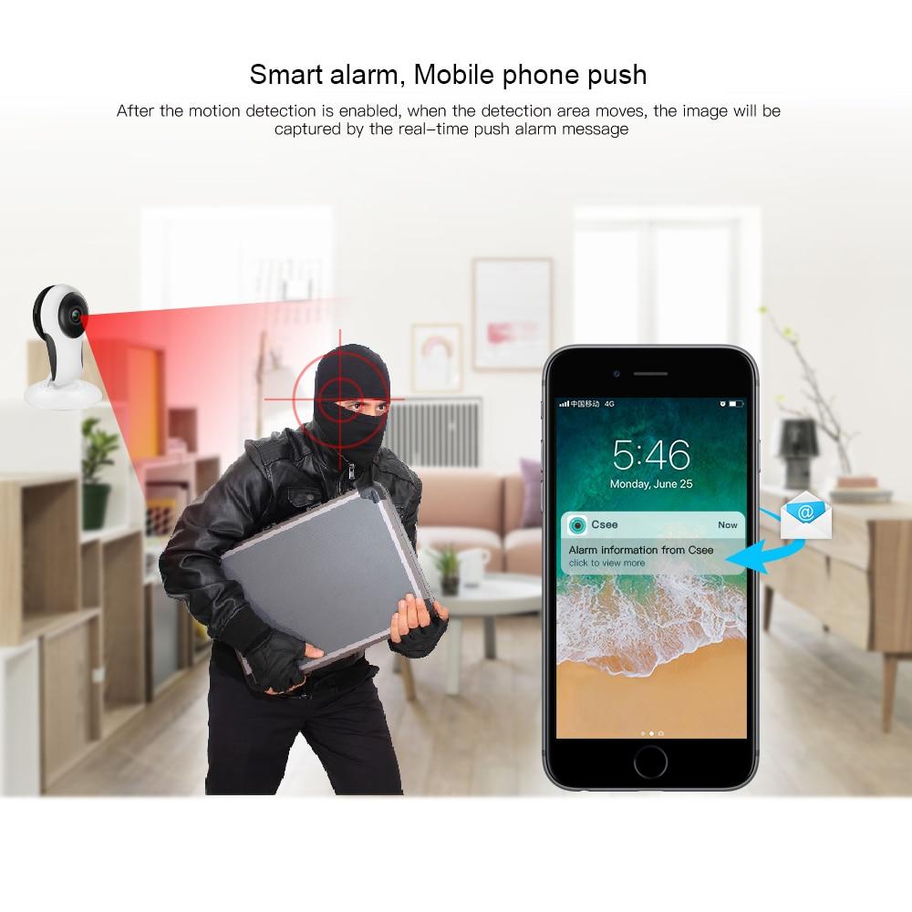 Kamera Loosafe IP WIFI në shtëpi Siguria e kamerës për - Siguria dhe mbrojtja - Foto 5