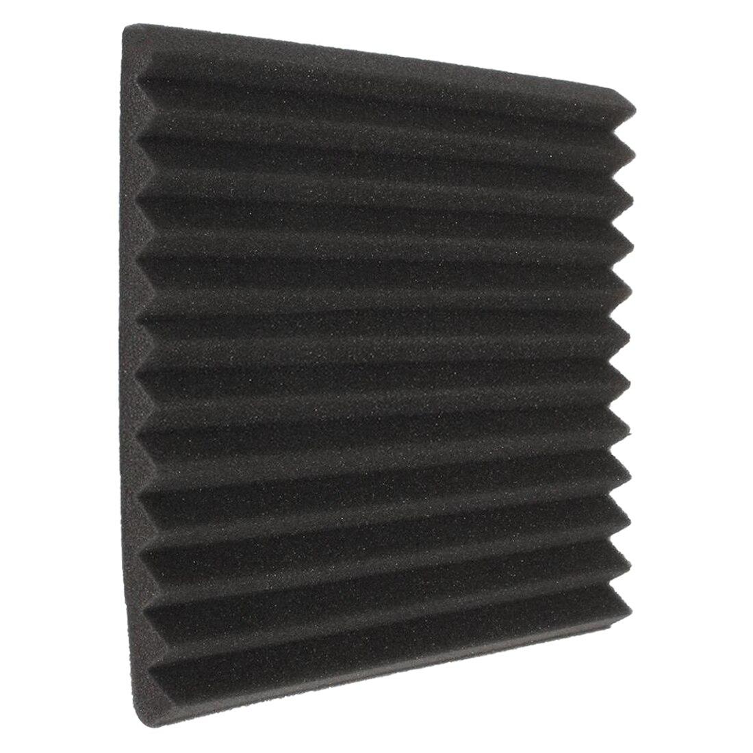 Isolation Phonique Mur Chambre pyramide acoustique absorbeur mousse d'isolation acoustique