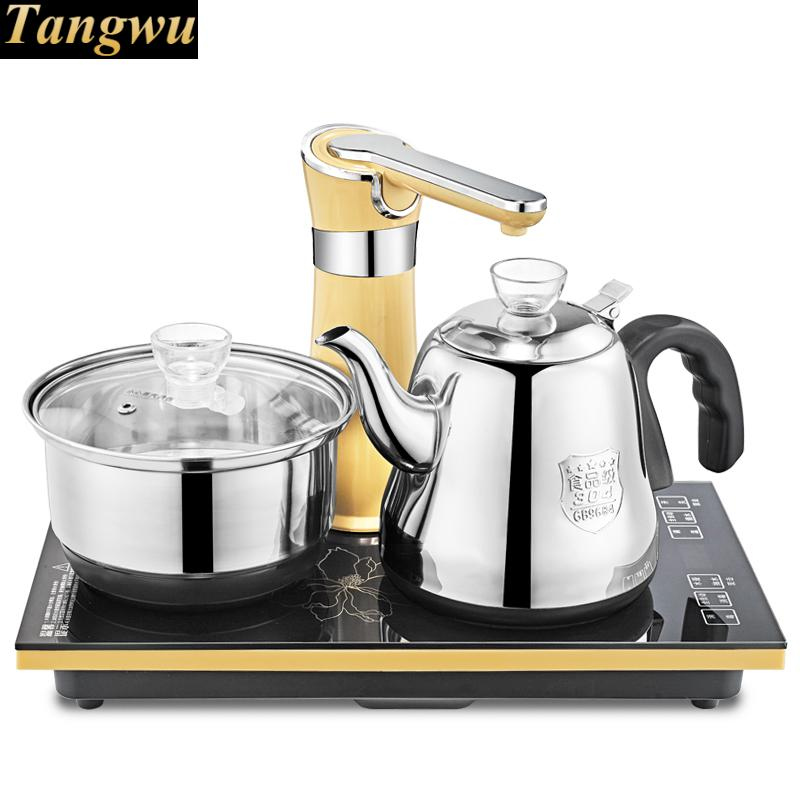 Automatic water - pumped electric kettle keAutomatic water - pumped electric kettle ke