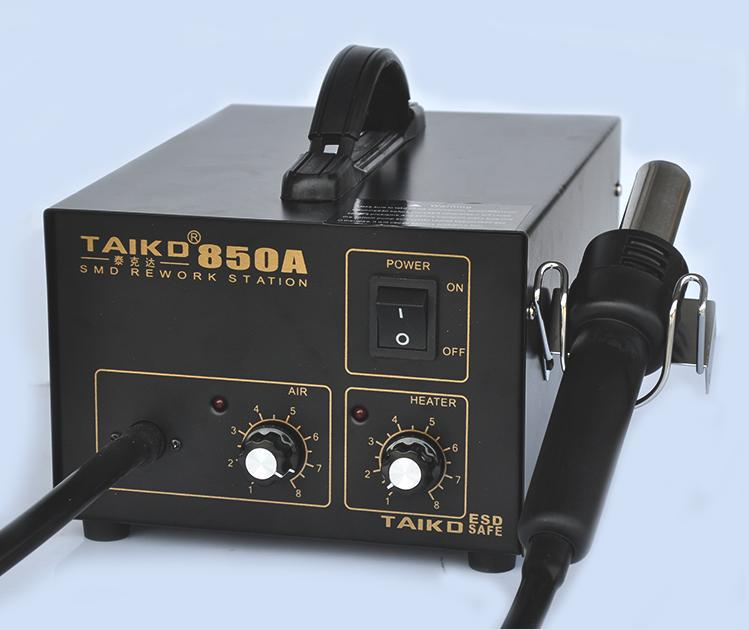 TAIKO 850A pull hot air soldering station Rework Station Chipset Rework Station Stubbs welding chip ic BGA rework station цена