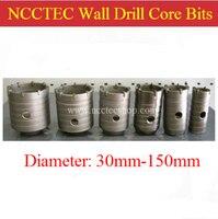 Aletler'ten Matkap Uçları'de NCCTEC 105mm çaplı karbür duvar matkap uçları kesiciler NCW105 | ÜCRETSIZ kargo