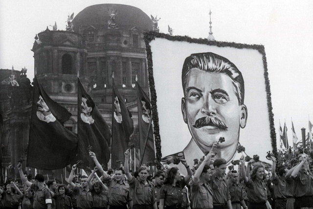 Image result for stalin military parade