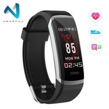 Wearpai для женщин Смарт часы для мужчин в режиме реального времени сердечного ритма сна мониторы Шагомер фитнес трекер для мужчин Спорт…