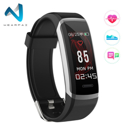 Wearpai Women Smart Watch Men Real-time Heart Rate Sleep Monitor Pedometer Fitness tracker  Men Sport Watches For Android IOS