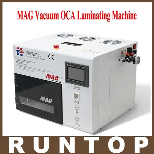 Original 5in1 HZ-Mag vacuum OCA lamination machine built in bubble remover vacuum laminating machine lcd repair machine mag 200 в киеве